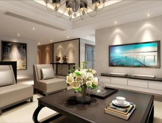 福州160平大居室这样装修 越简约越有范 他们说美得不像话!